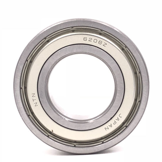 Motorcycle Spare Parts Distributor NTN Deep Groove Ball Bearing 6000 6002 6004 6006 6008 6010 Ball Bearings
