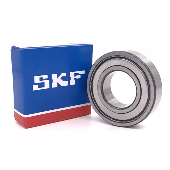 SKF High-Precision Deep Groove Ball Bearing 607 for Precision Instrument
