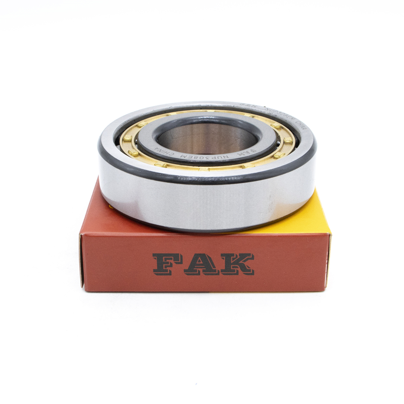 For Generators Bearing FAK Cylindrical Roller Bearing NU314