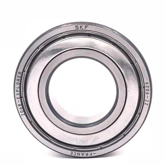SKF 62 Series Deep Groove Ball Bearing 6201 6202 6203 6204 6205 Made in China