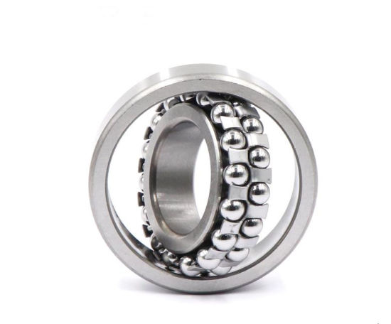 Distributor Distributes Low Noise Self-Aligning Ball Bearings 1217 for Agricultural Machinery