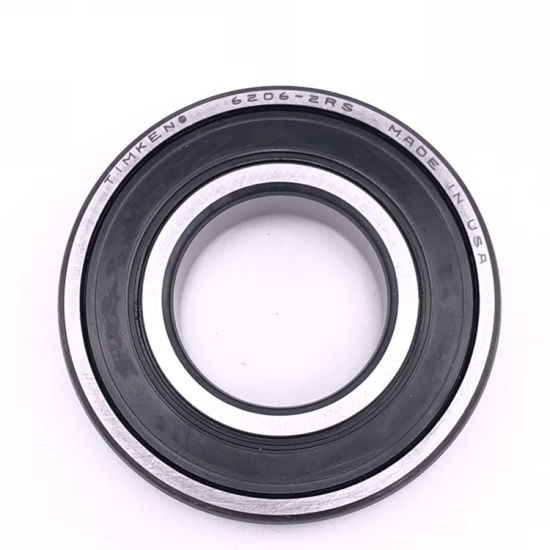 Timken Wear-Resistant Deep Groove Ball Bearing 6303/6303-Z/6303-2z/6303-RS/6303-2RS for Precision Instrument