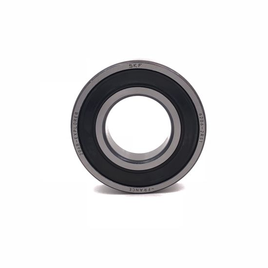 China Factory Deep Groove Ball Bearing 6206 Motorcycle Spare Parts Bearings