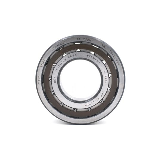 SKF Construction Machinery Bearing Nu318 Nj318m N318e Cylindrical Roller Bearing
