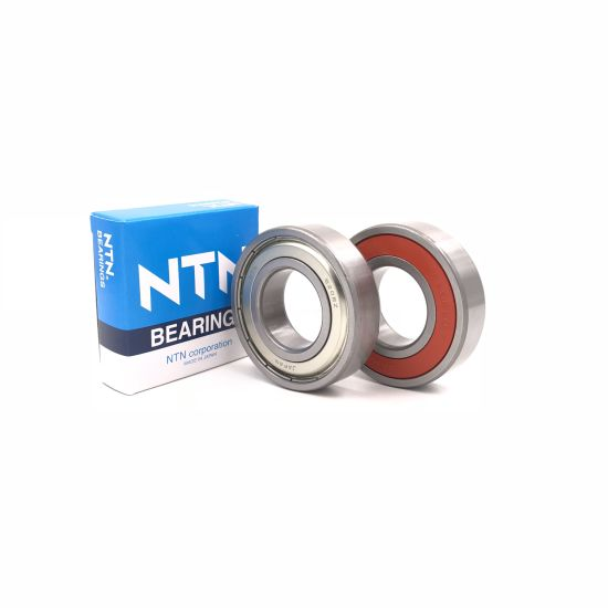 Made in Japan NTN Brand Deep Groove Ball Bearing 6300 Ball Bearings for Motorcycles