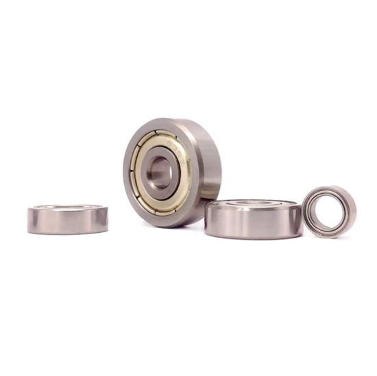 High Precision Deep Groove Ball Bearings 619/4 619/4-Z 619/4-2z for Motorcycle Accessories