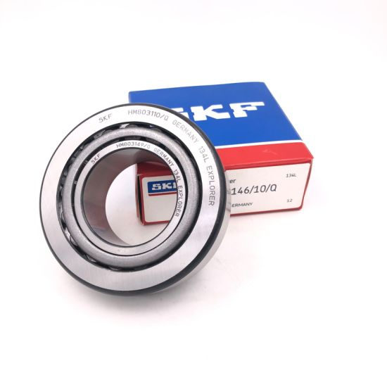 Machinery Components Spare Parts SKF Tapered Roller Bearing 30218 China Distributor Bearings