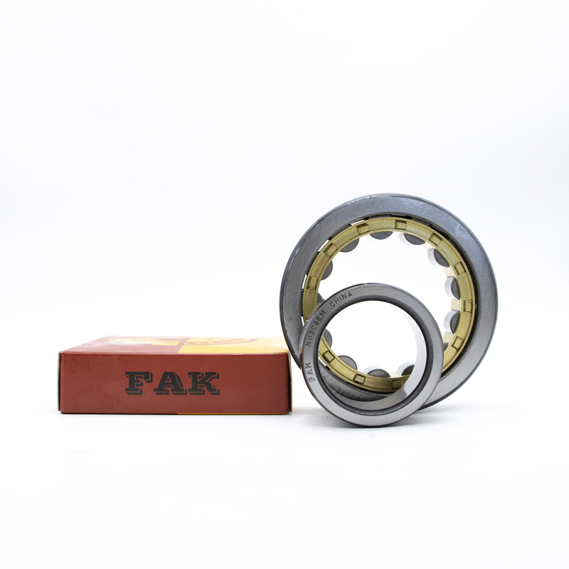 For Motor FAK Cylindrical Roller Bearing NJ312M